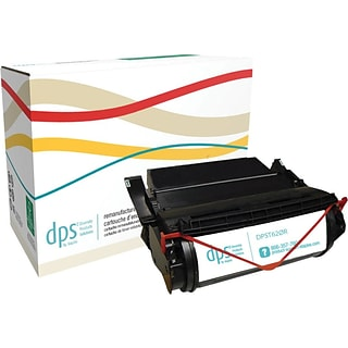 Diversity Products Solutions by Staples Reman Laser Toner Cartridge, Lexmark T620/T622, High Yield