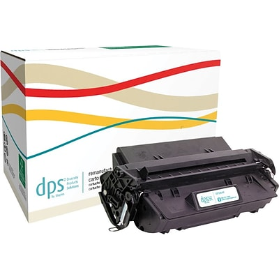 Diversity Products Solutions Remanufactured HP 96A (C4096A) Black Laser Toner Cartridge