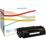 Diversity Products Solutions Remanufactured HP 53X (Q7553X) Black High-Yield Laser Toner Cartridge