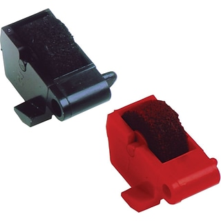 Data Products® R14772 Ink Roller for Canon® and Sharp®; Black and Red