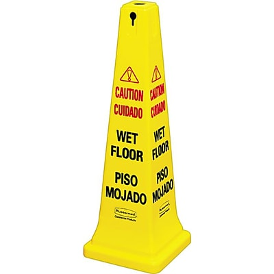 Rubbermaid® Wet Floor Safety Cone