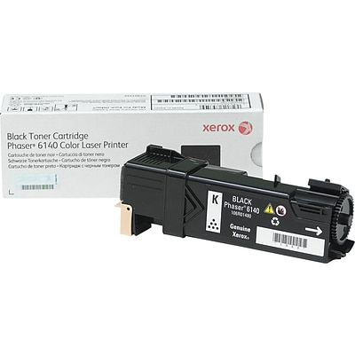 Xerox Phaser 6140 Black Toner Cartridge (106R01480)