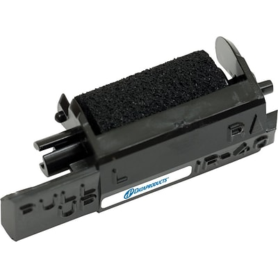 Data Products® R1180 Ink Roller for Canon® P40-DII and Others, Black