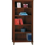 Bush Somerset Cherry Bookcase