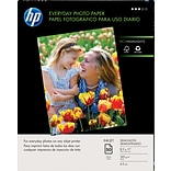 HP 8-1/2x11 Everyday Glossy Photo Paper
