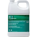 Sustainable Earth 62 Floor Care High Performance Carpet Cleaner, 1 Gallon, 4/Ct