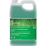 Sustainable Earth® by Staples® #65 All Purpose Heavy Duty Cleaner And Degreaser, Quick Mix, 1 Gallon