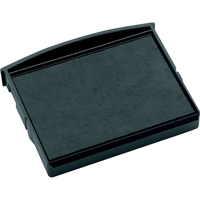 2000PLUS® Replacement Pad for Heavy-Duty Line Dater, Black, 1 each