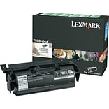 Lexmark T650H04A Black Return Program Toner Cartridge; High Yield
