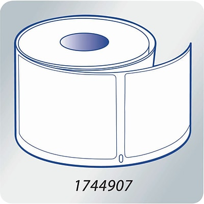 Dymo® Mailing Tape Labels for LabelWriter 4XL Printer, White with Black, 4x6, 220 Labels