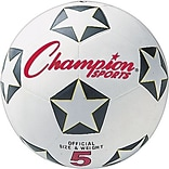 Champion Sport Soccer Ball Size 4