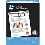 HP Office Ultra White Paper; 8-1/2 x 11, Letter Size