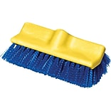 Rubbermaid Bi-Level Deck Scrub Brush, 10