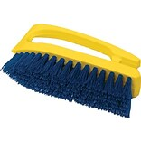 Rubbermaid Iron Handle Scrub Brush, 6