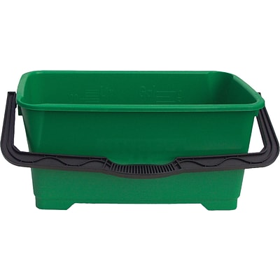 Unger ProBucket, Green, Fits 18 Washers