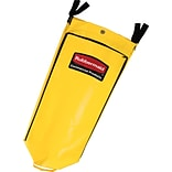 Rubbermaid Commercial Cart Replacement Bag, 34 Gallon, Yellow (1966881)