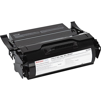 InfoPrint 39V2969 Return Program Black Toner Cartridge, High Yield