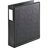 Cardinal® SuperLife™ EasyOpen® Locking Slant-D® Ring Binder, Black, 525-Sheet Capacity, 2 (Ring Dia