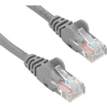 Staples® 100 CAT5e Patch Cable - Gray