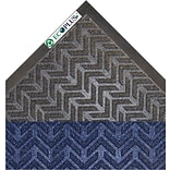 EcoPlus Wiper Entrance Mat 45x70 Blue