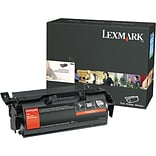 Lexmark™ T654X21A Extra-High-Yield Laser Toner Cartridge; Black