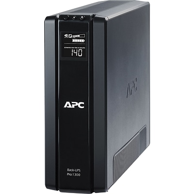 APC® Back-UPS® RS Series, 1300VA, 10-Outlet Power-Saving UPS