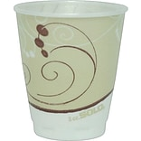 Dart® Trophy® Plus™ Dual-Temperature Insulated Cups Perfect Pak® 8 oz., Symphony® Design, 300/Carton