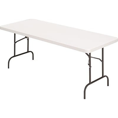 IndestrucTable TOO Folding Table, 500 Series - Platinum - 30 x 60