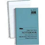Tops 9-1/2x6 Notebooks