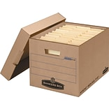 Bankers Box® Mystic™ Storage Boxes; Letter/Legal