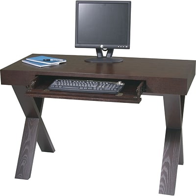 Avenue Six Laine Collection Desk, Espresso