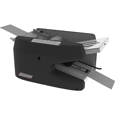 Martin Yale® Premier® Autofolders, Model 1611, Ease-of-Use Tabletop Autofolder