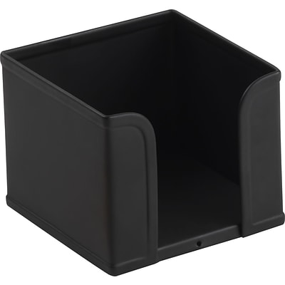 Quill Brand® Brushed Metal Desk Collections; Memo Holder