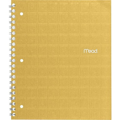 Mead® Wirebound Recycled Notebook, 8 1/2 x 11