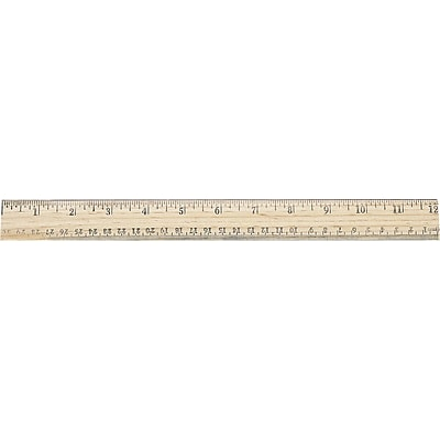 Westcott® School Ruler, 12, 36/Box