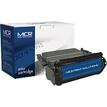 MICR Toner Cartridge Compatible w/ Lexmark 12A6860/12A6760/12A6765/12A6869/12A6865; Extra High Yield