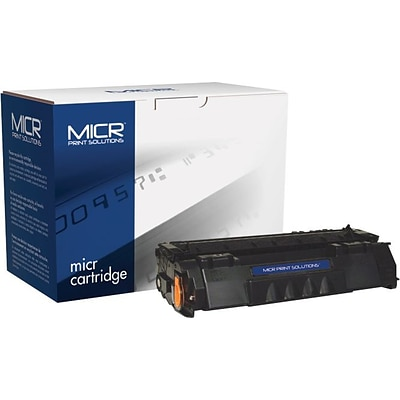 MICR Toner Cartridge Compatible with 49X, High Yield