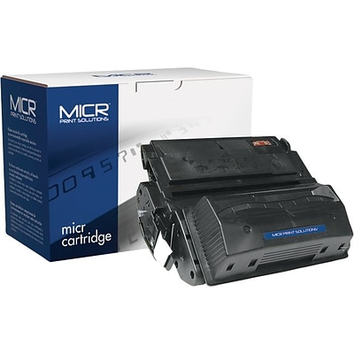MICR Toner Cartridge Compatible with 39A