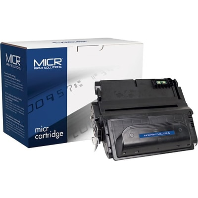 MICR Toner Cartridge Compatible with HP 38A