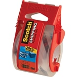 Scotch® Heavy Duty Shpg Tape w/Dispenser