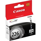 Canon CLI-226 Black Ink Cartridge, Standard (4546B001)