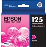 Epson 127 Black Ink Cartridge, Extra High Capacity (T127120-S)