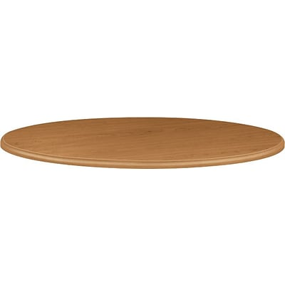 HON® 10700 Series Office Collection in Harvest, Round Table Top, 42