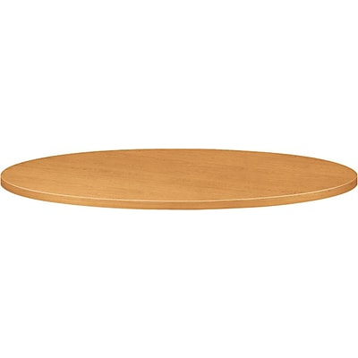 HON® 10500 Series Round Table Top, Harvest