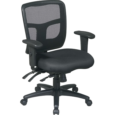 Office Star™ ProGrid® Ergonomic Managers Chair, Mid-Back