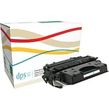 Diversity Products Solutions Remanufactured HP 05X (CE505X) Black High-Yield Laser Toner Cartridge