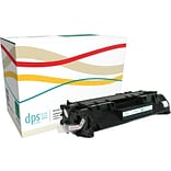 Diversity Products Solutions Remanufactured Toner Cartridge, HP 05A (DPS05AR), Black