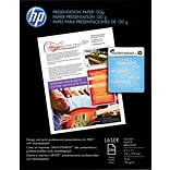 HP Professional Laser Premium Presentation Paper, 8 1/2 x 11, Glossy, 250/Pack