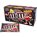 M&Ms® Milk Chocolate Candies King Size Bag, 3.14 oz. Bags, 24 Bags/Box