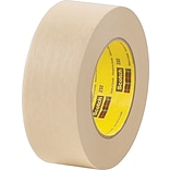 3M™ #232 Scotch® High Performance Masking Tape, 3x60yds., 12/Case